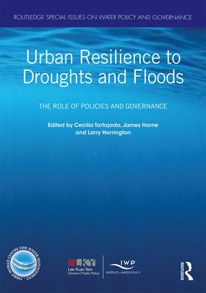 Urban Resilience to Droughts and Floods: The Role of Policies and Governance book cover