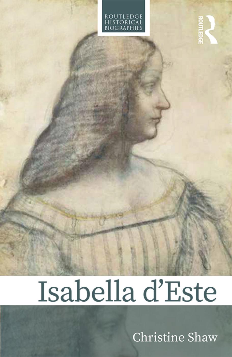 Isabella d'Este: A Renaissance Princess, 1st Edition (Paperback) book cover