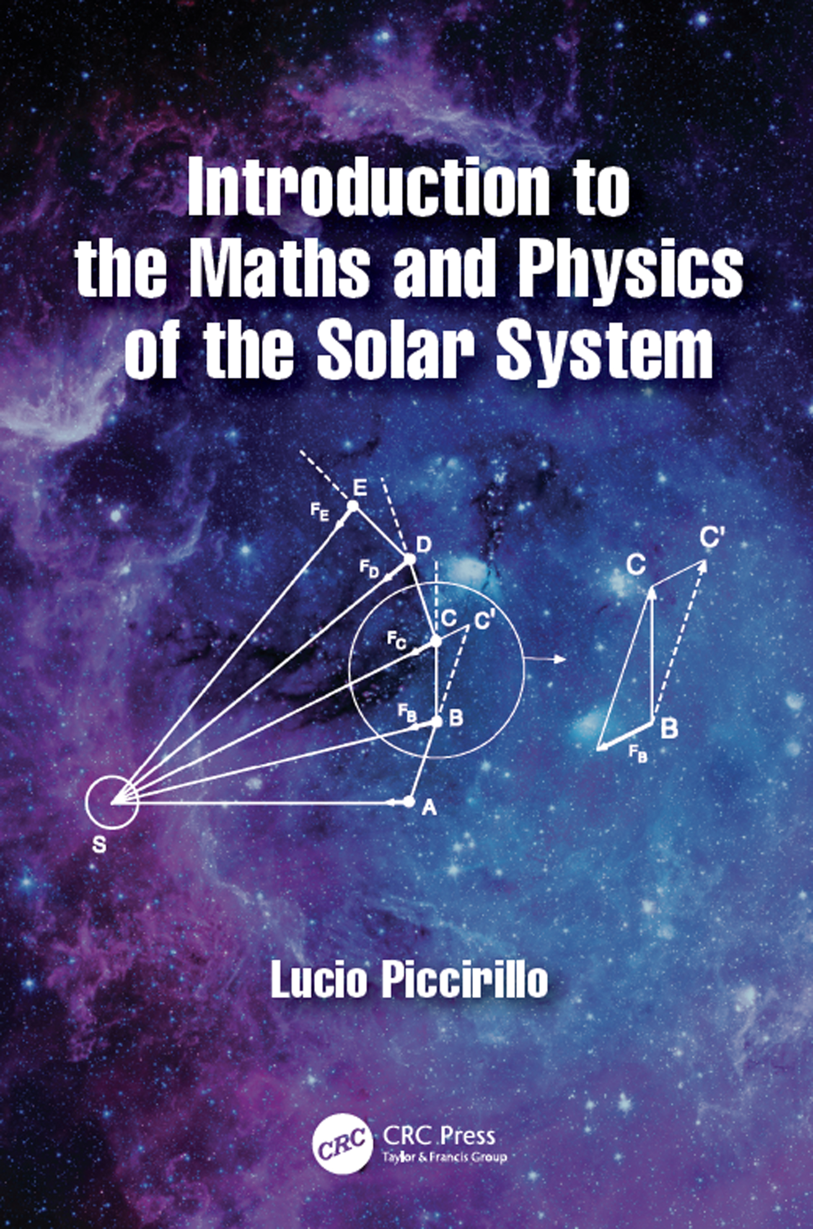 Introduction to the Maths and Physics of the Solar System: 1st Edition (Paperback) book cover