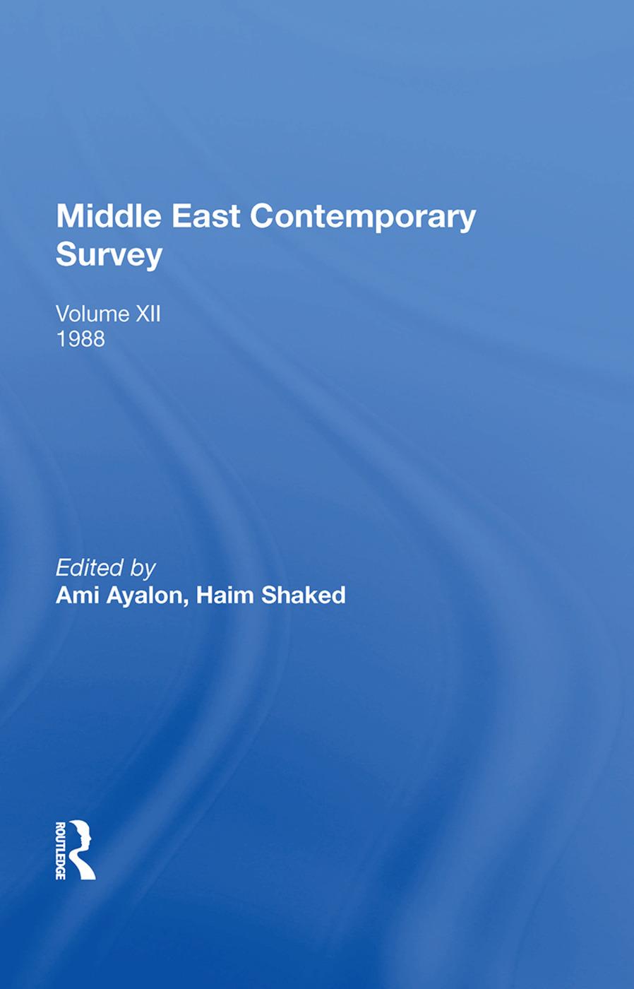 Inter-Arab Relations