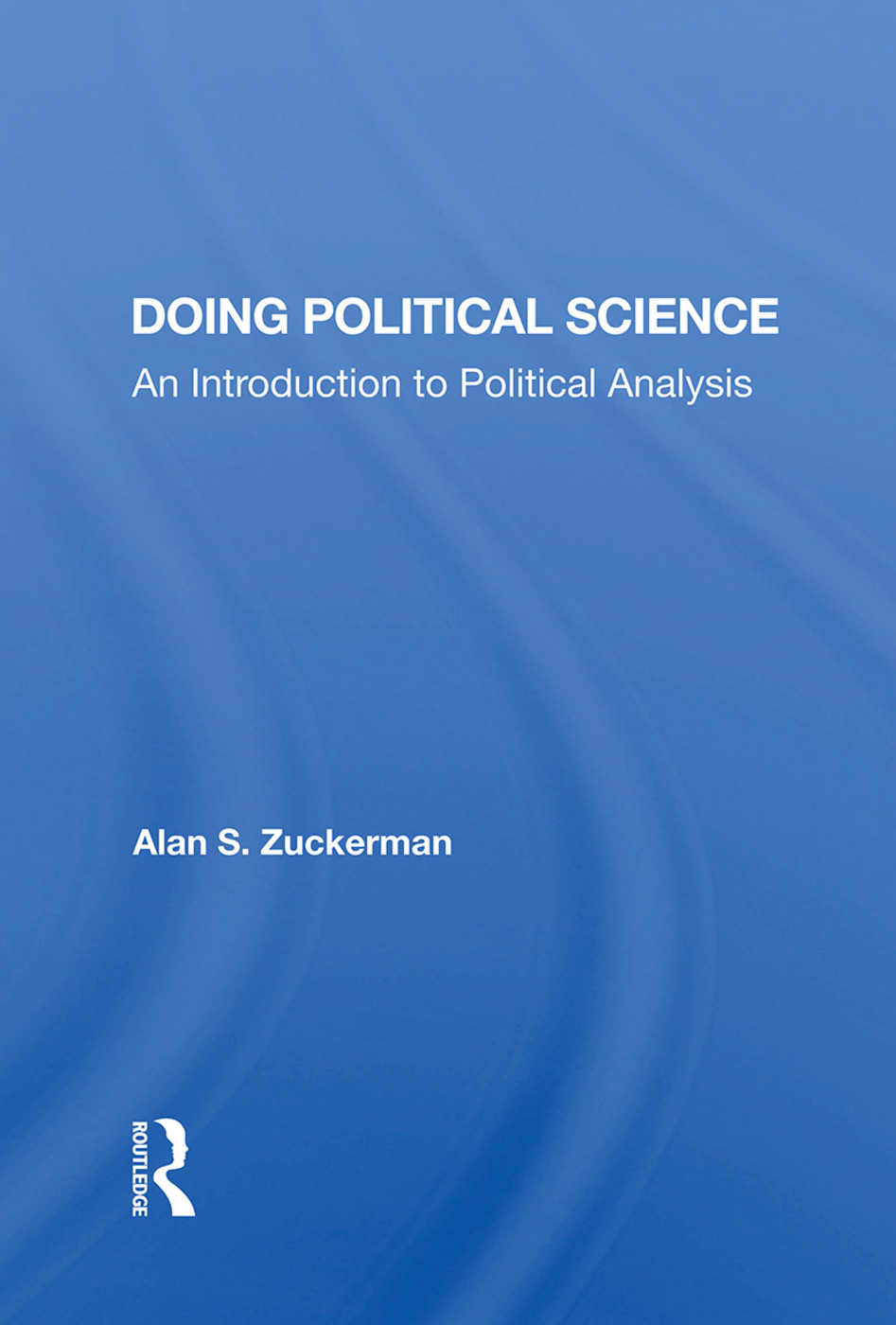 Doing Political Science: An Introduction To Political Analysis, 1st Edition (Paperback) book cover