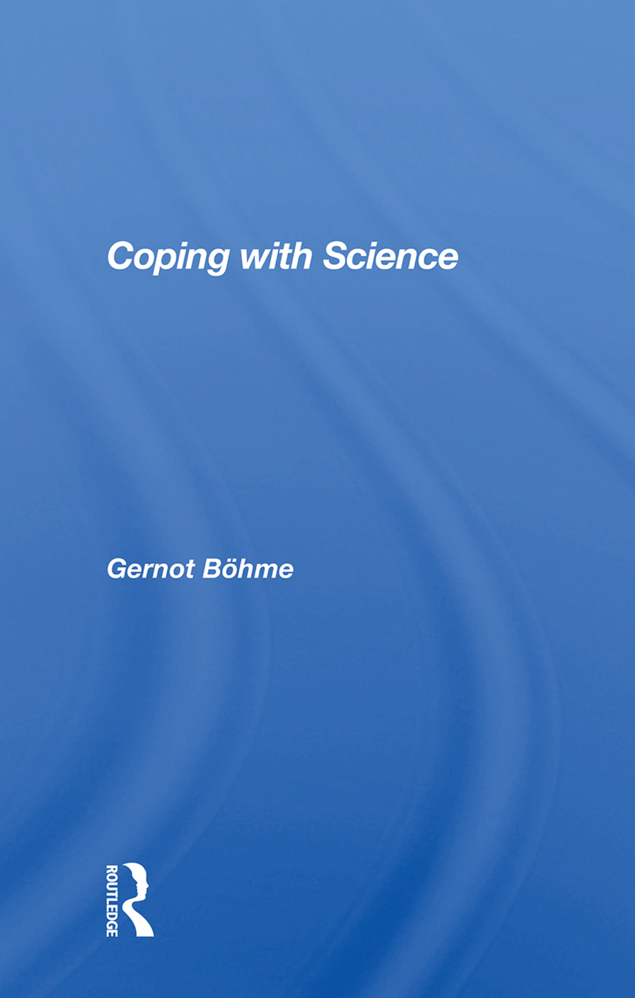 Coping With Science: 1st Edition (Paperback) book cover
