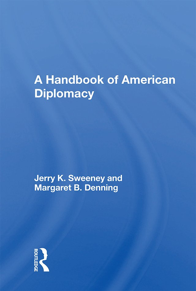 A Handbook of American Diplomacy book cover