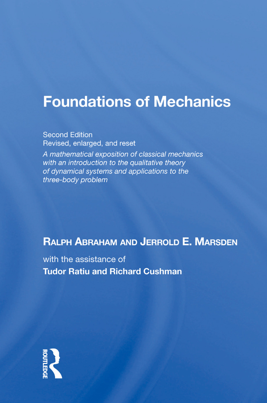 Foundations Of Mechanics (on Demand Printing Of 30102): 1st Edition (Hardback) book cover