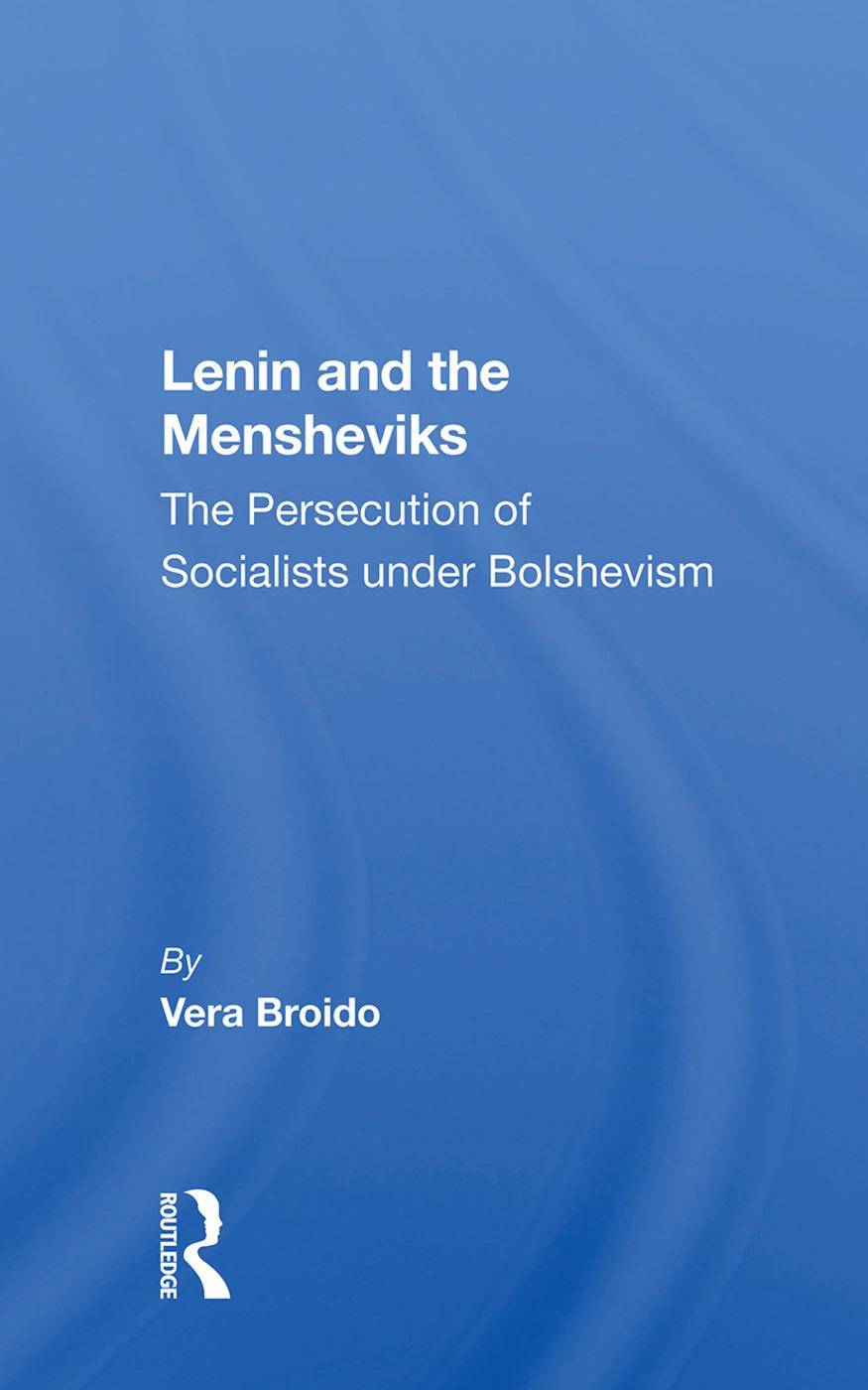 Lenin and the Mensheviks