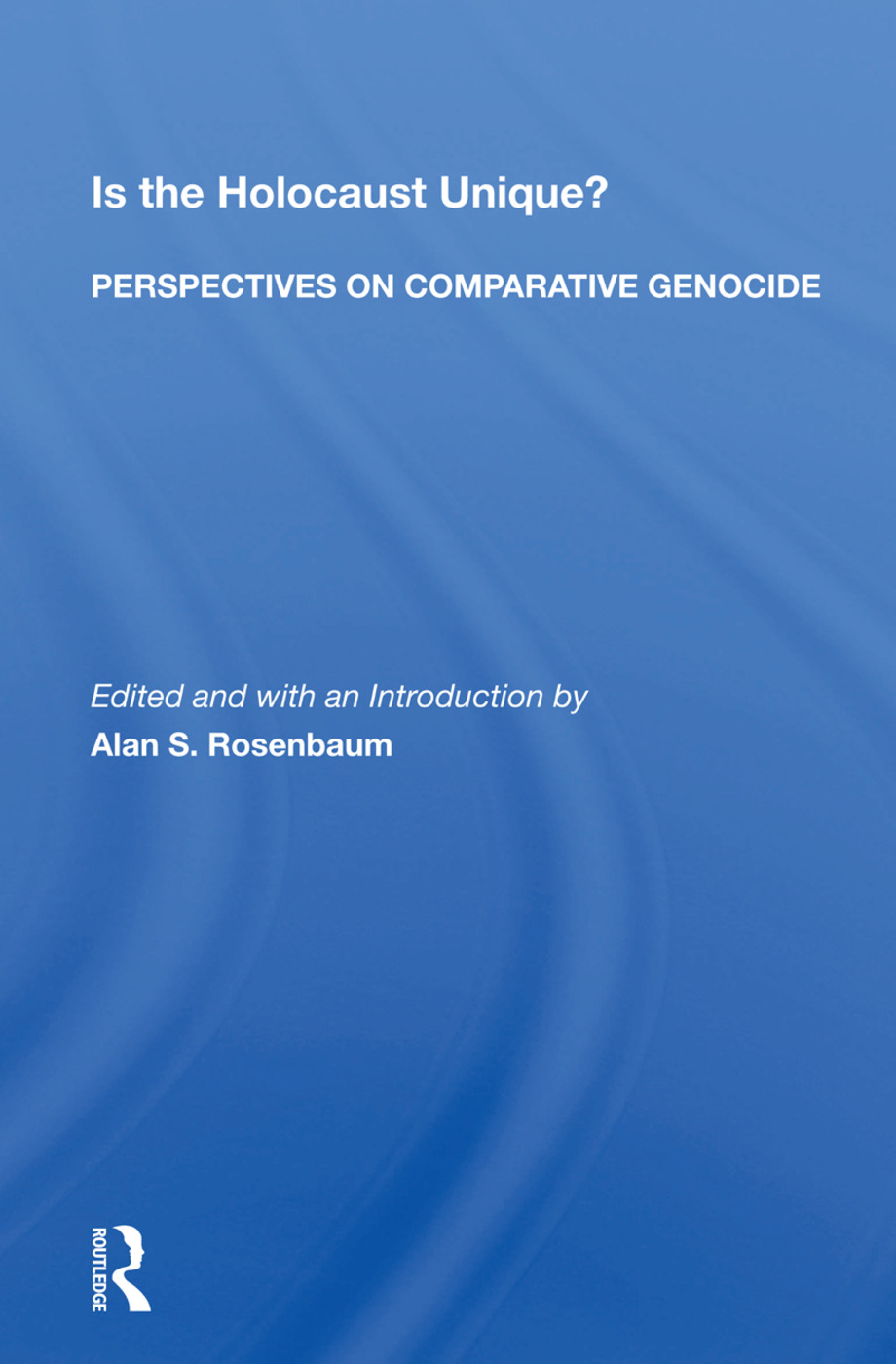 The Rise and Fall of Metaphor: German Historians and the Uniqueness of the Holocaust