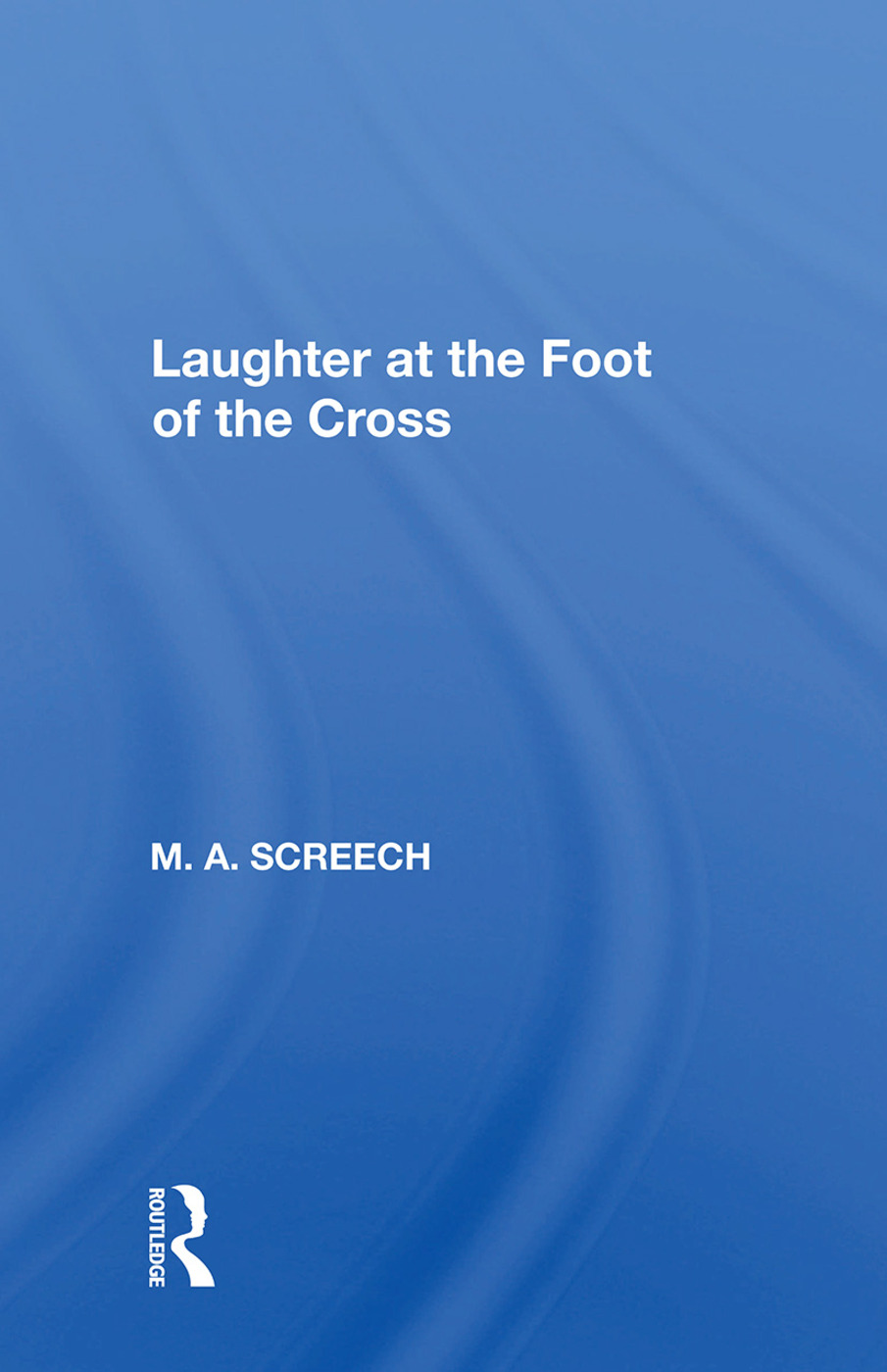 Laughter At The Foot Of The Cross book cover