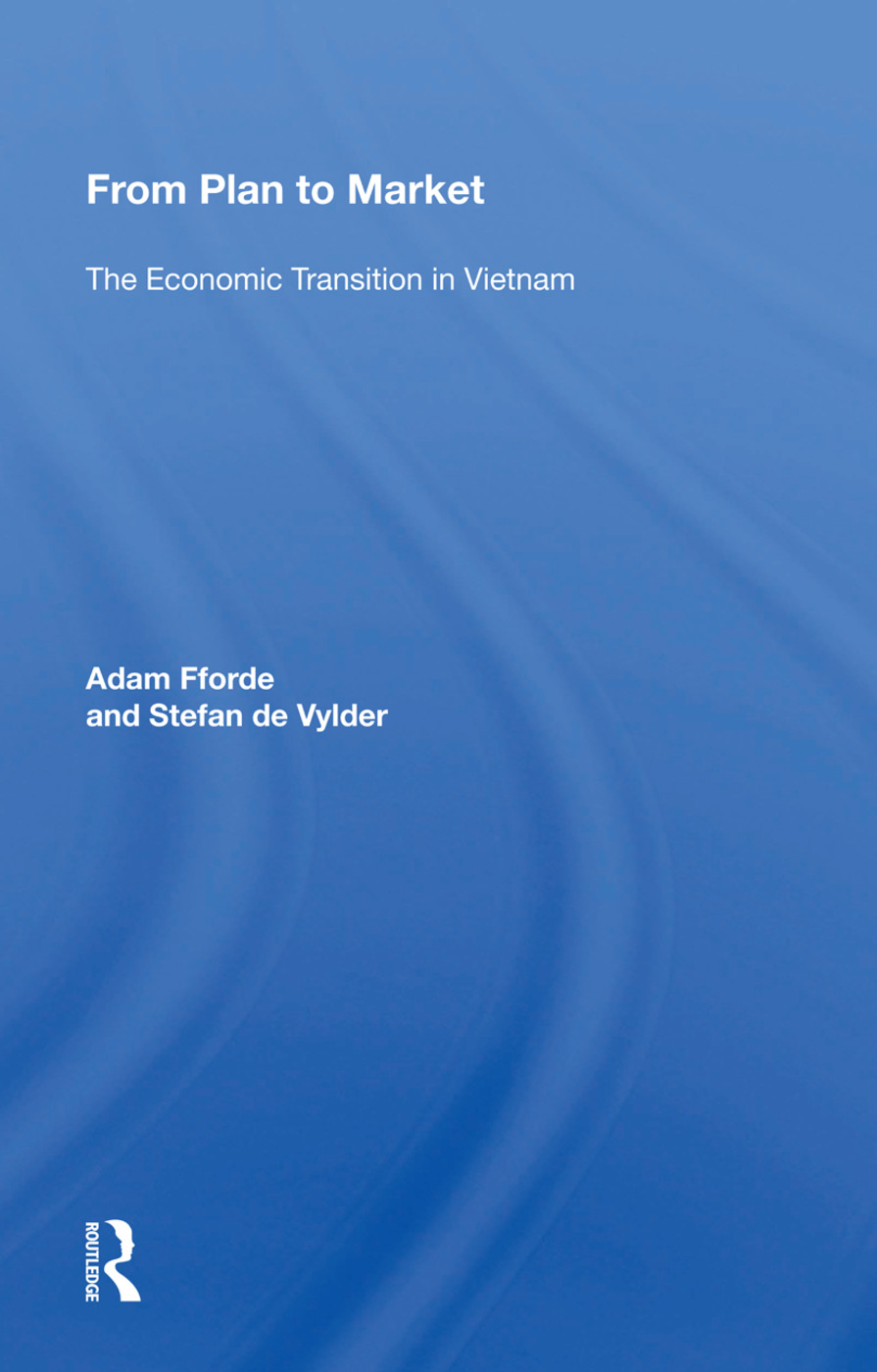 From Plan To Market: The Economic Transition In Vietnam book cover
