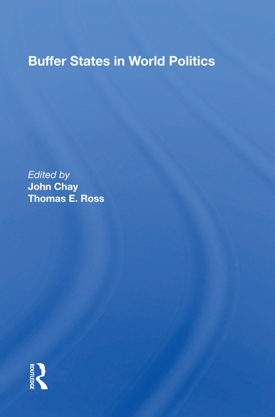 Buffer States In World Politics: 1st Edition (Paperback) book cover