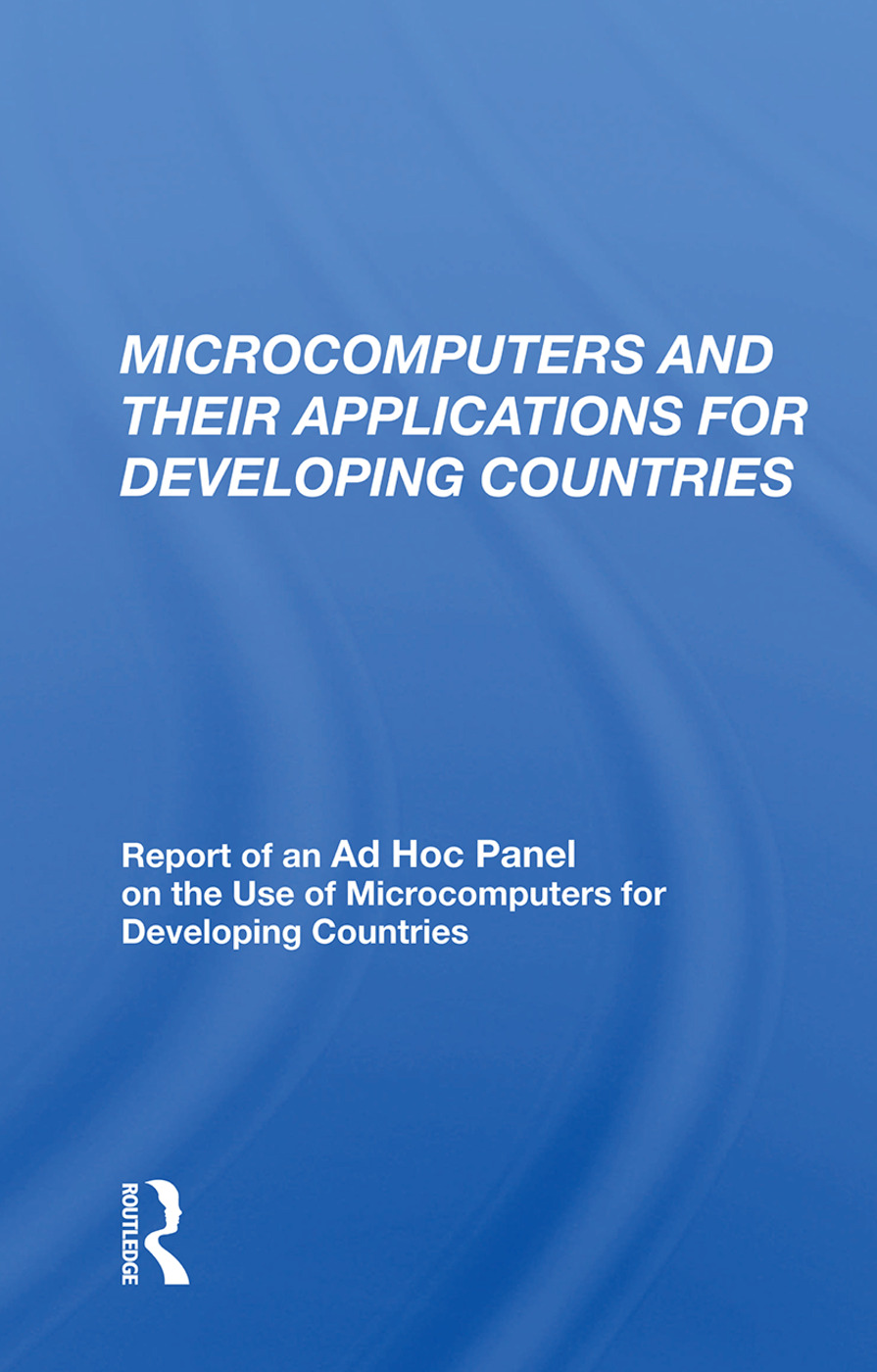 Microcomputers: Opportunities and Impacts