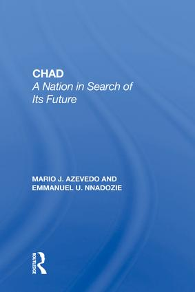 Chad: A Nation In Search Of Its Future book cover