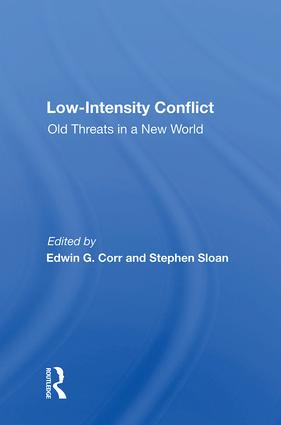 Low-intensity Conflict: Old Threats In A New World, 1st Edition (e-Book) book cover
