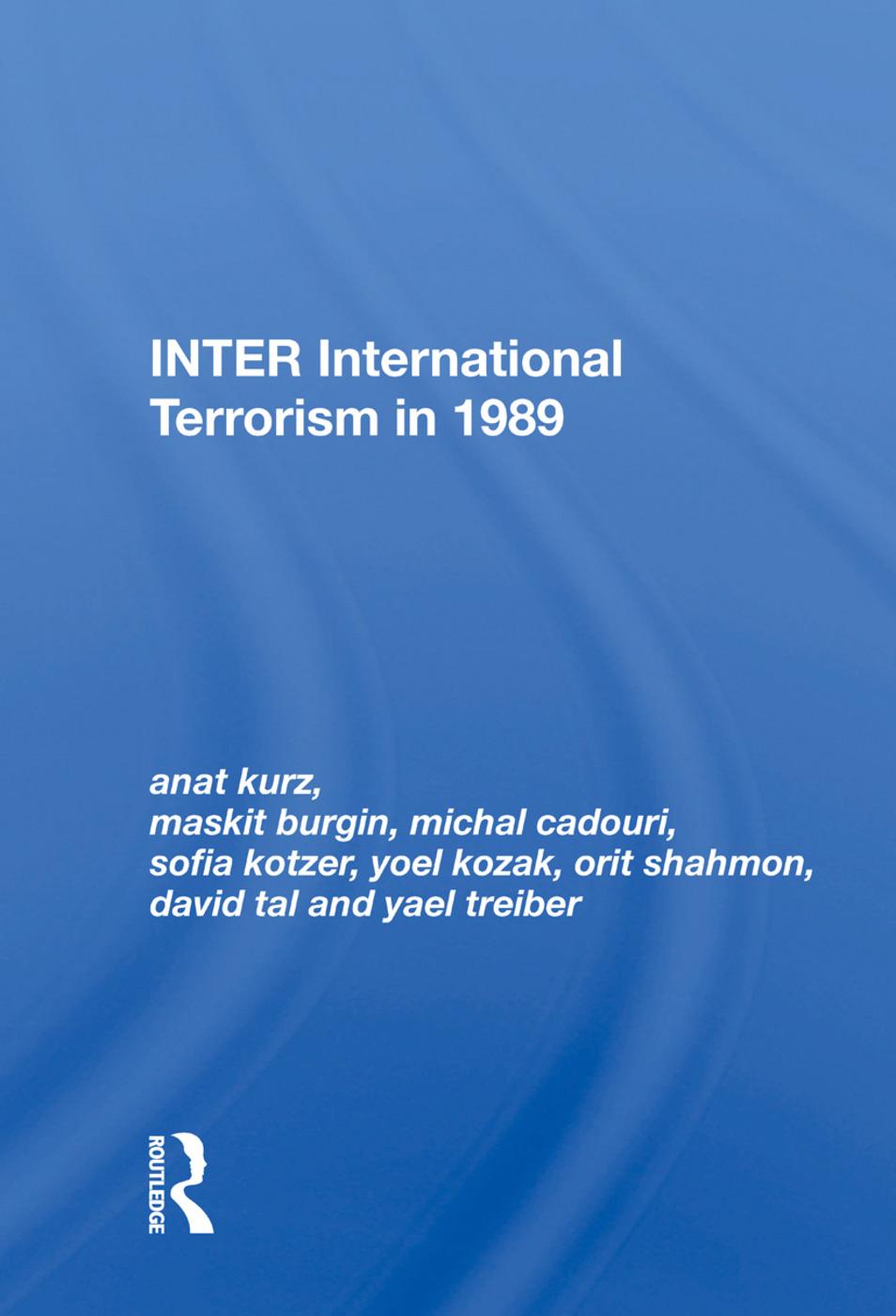 Inter International Terrorism in 1989