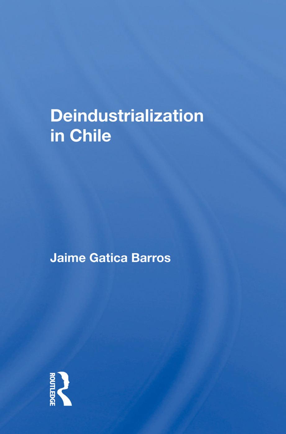 Deindustrialization in Chile