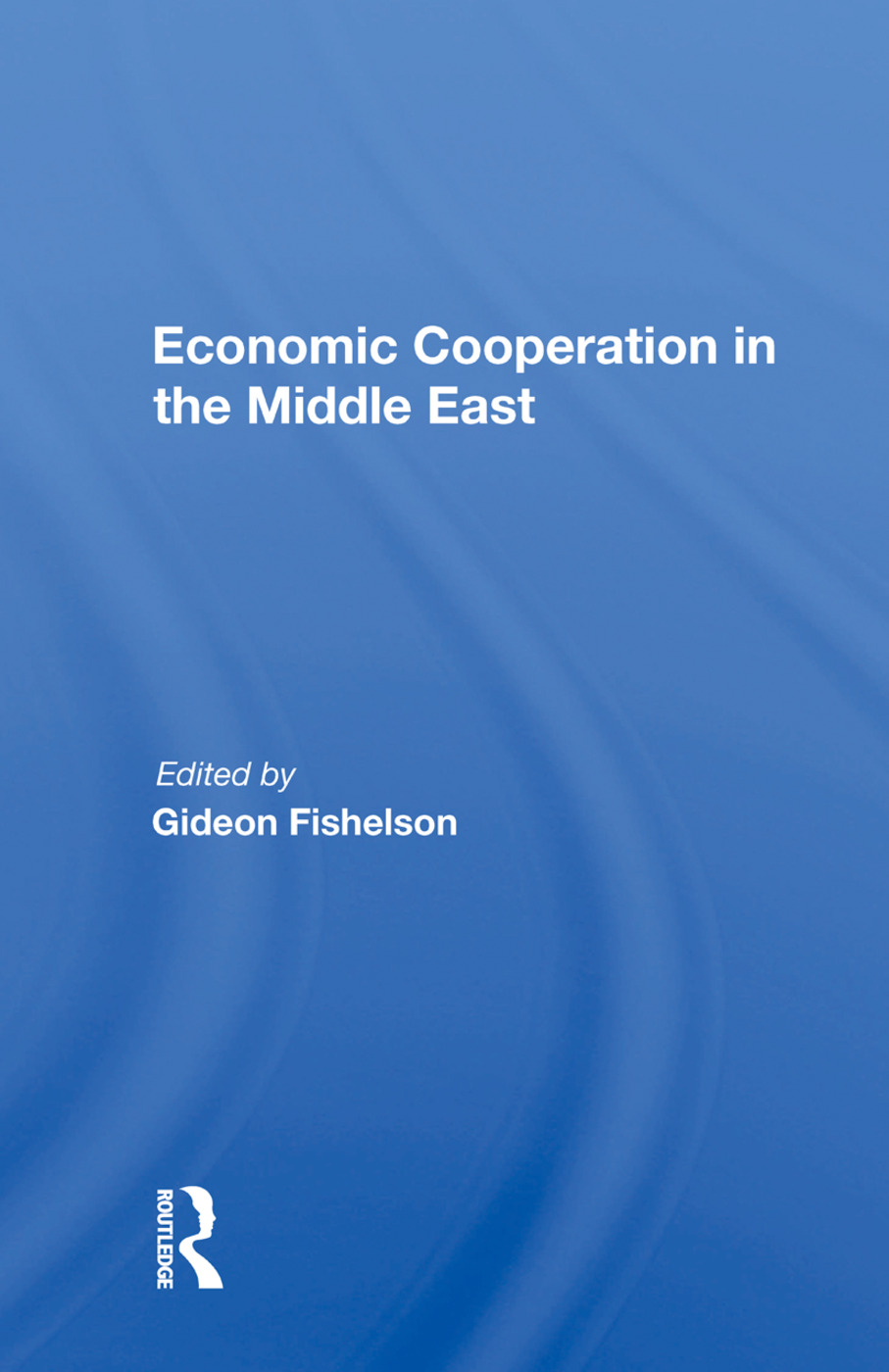 Economic Cooperation In The Middle East book cover