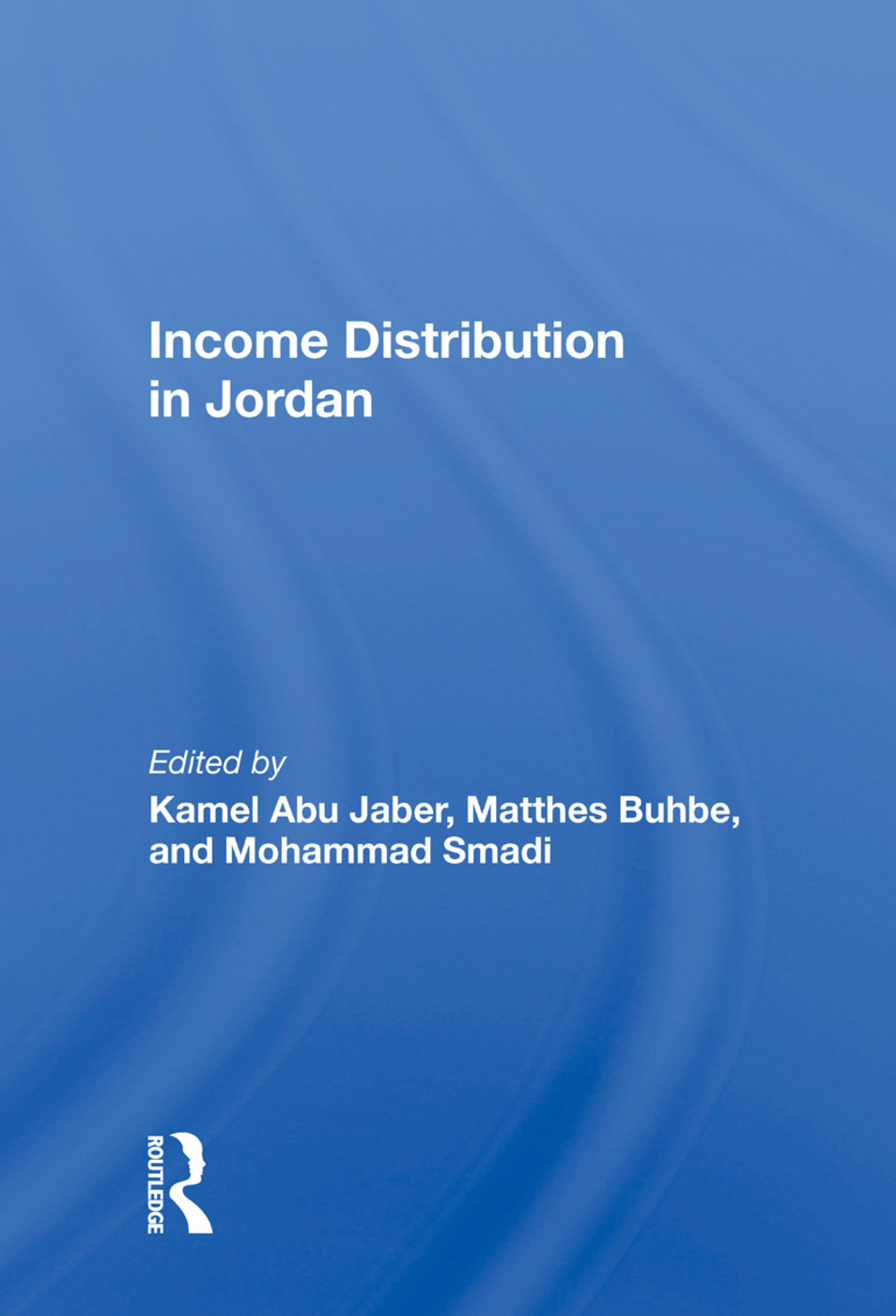 Income Distribution In Jordan: 1st Edition (Paperback) book cover