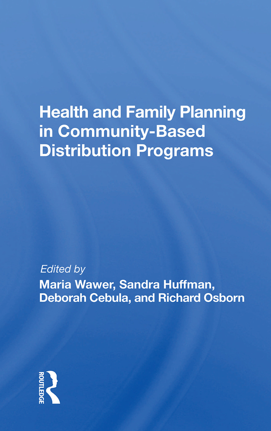 Nutrition, Family Planning and Health Components of the Guatemalan Program of Primary Health Care (SINAPS)