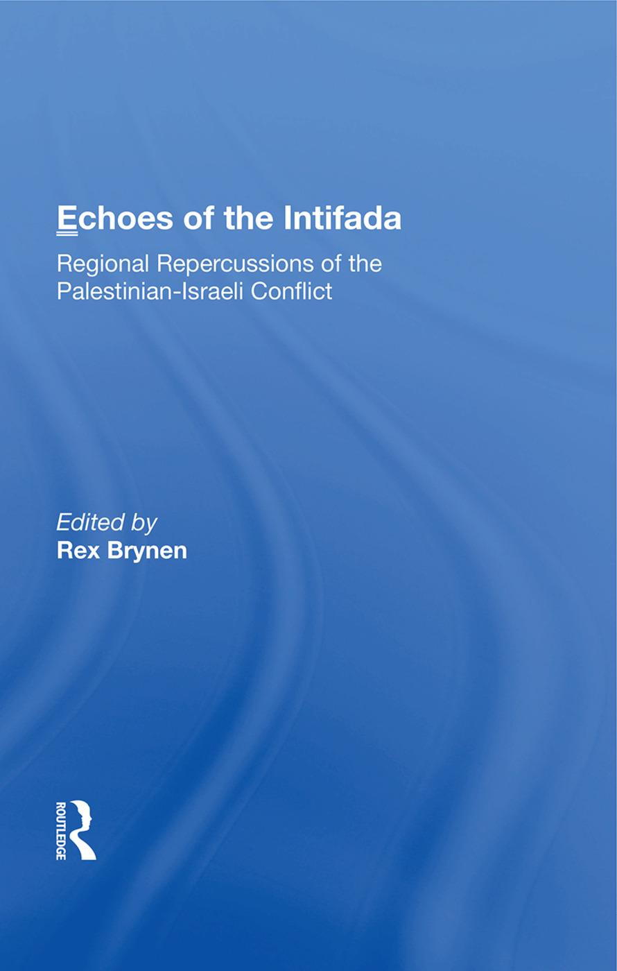 Echoes of the Intifada