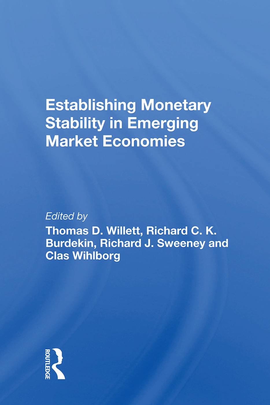 Establishing Monetary Stability In Emerging Market Economies: 1st Edition (Paperback) book cover