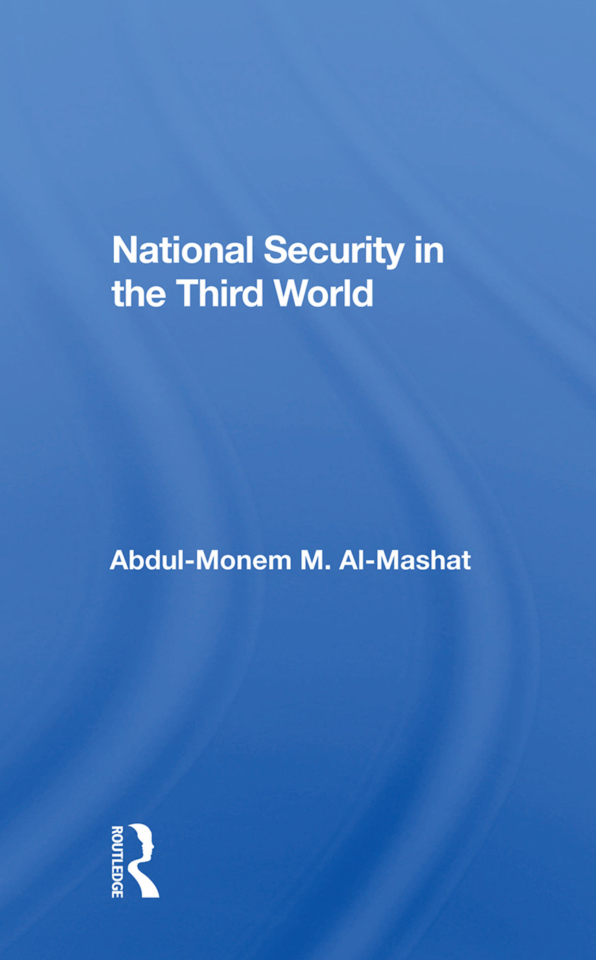 National Security In The Third World: 1st Edition (Paperback) book cover