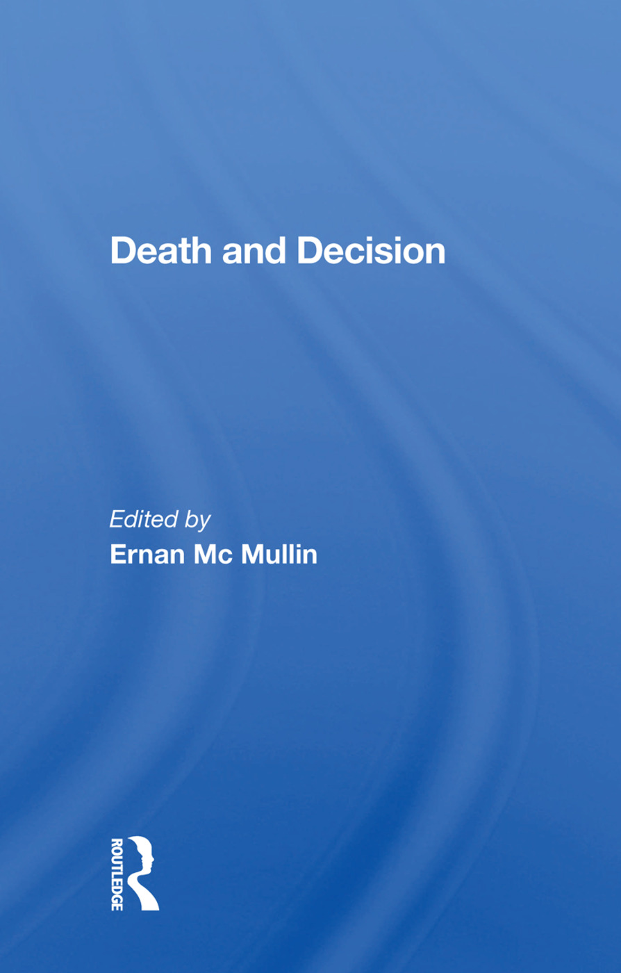 Death and Decision