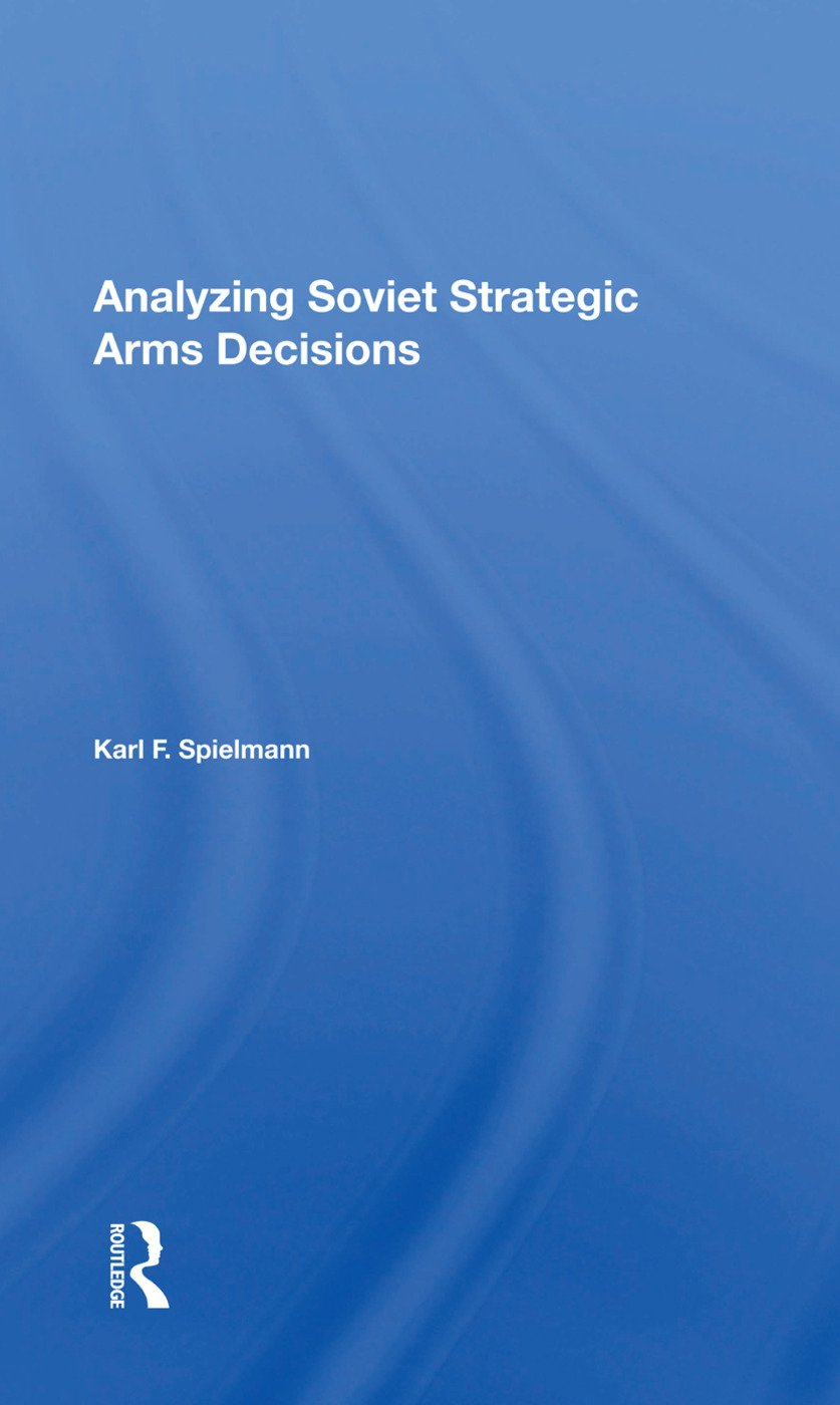 Analyzing Soviet Strateg/h: 1st Edition (Paperback) book cover