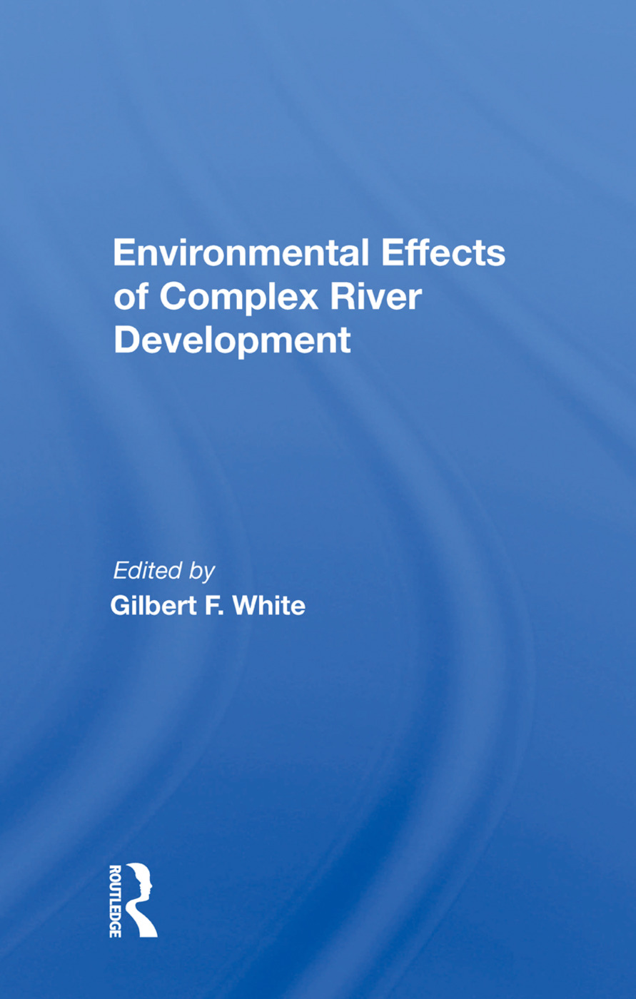 Environmental Effect/h: 1st Edition (Paperback) book cover