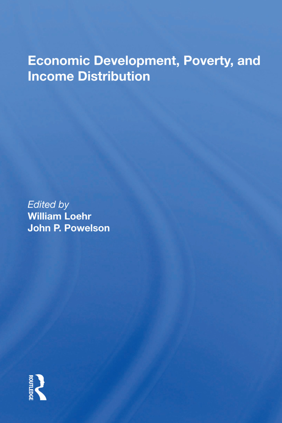 Economic Development, Poverty, And Income Distribution: 1st Edition (Paperback) book cover