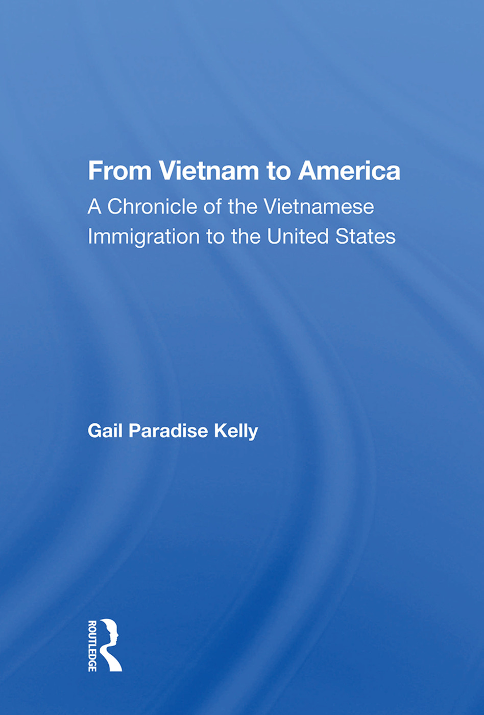 From Vietnam To Amer/hs: 1st Edition (Paperback) book cover