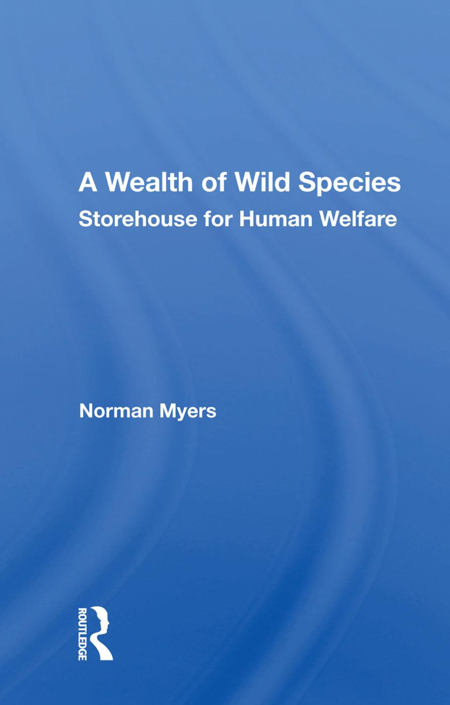A Wealth of Wild Species