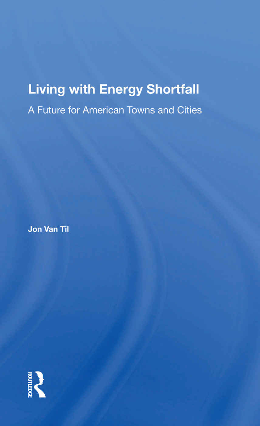 Living with Energy Shortfall