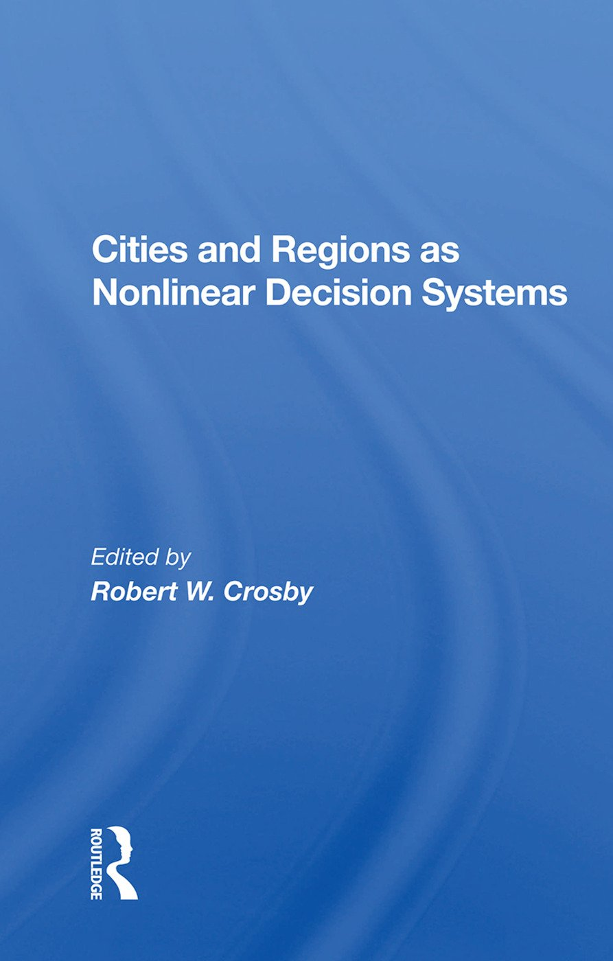 Cities And Regions As Nonlinear Decision Systems book cover