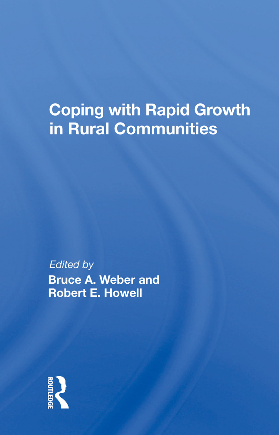 The Impacts of Rapid Growth on Local Organizations and Community Services