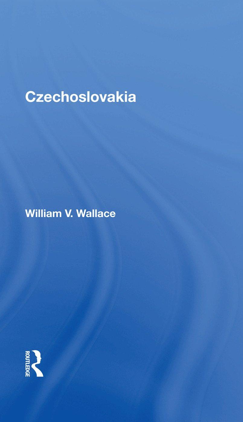 Czechoslovakia/h: 1st Edition (Hardback) book cover