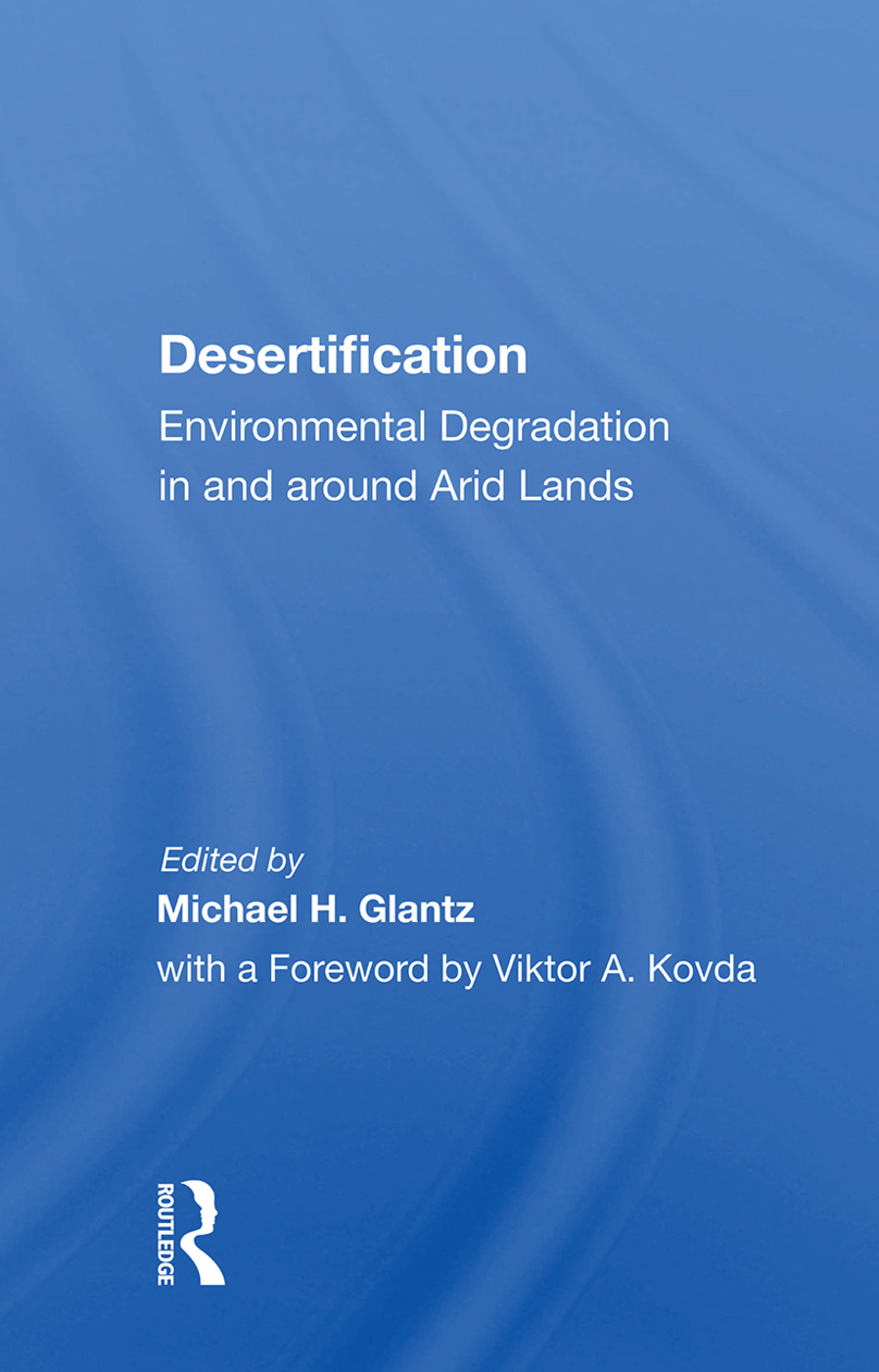 The U.N. and Desertification: Dealing with a Global Problem