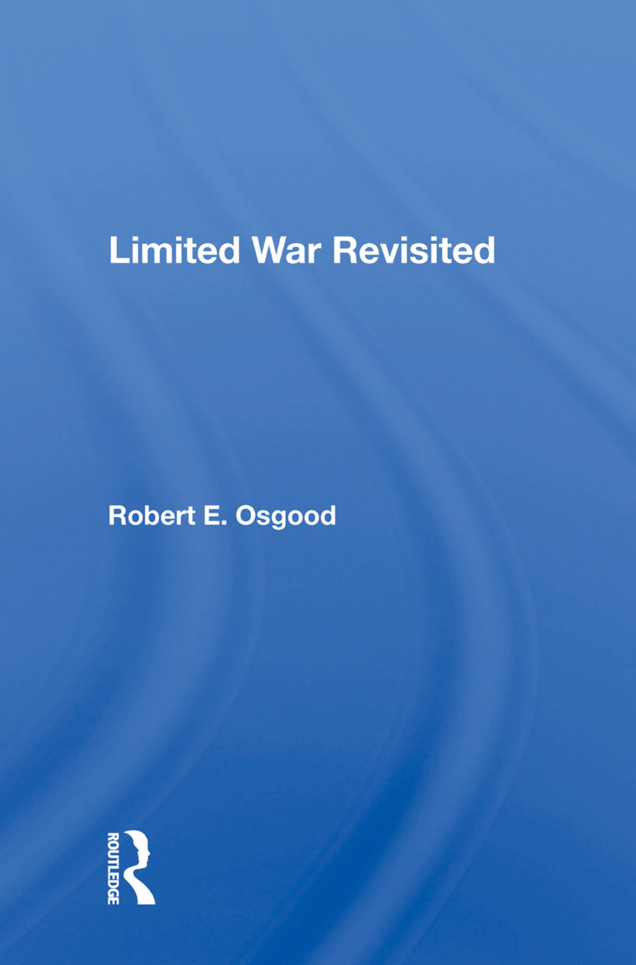 Limited War Revisited book cover