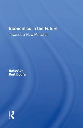 Towards a New Political Economy