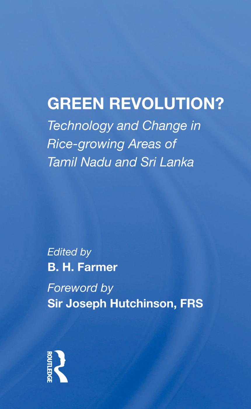 Green Revolution/h book cover
