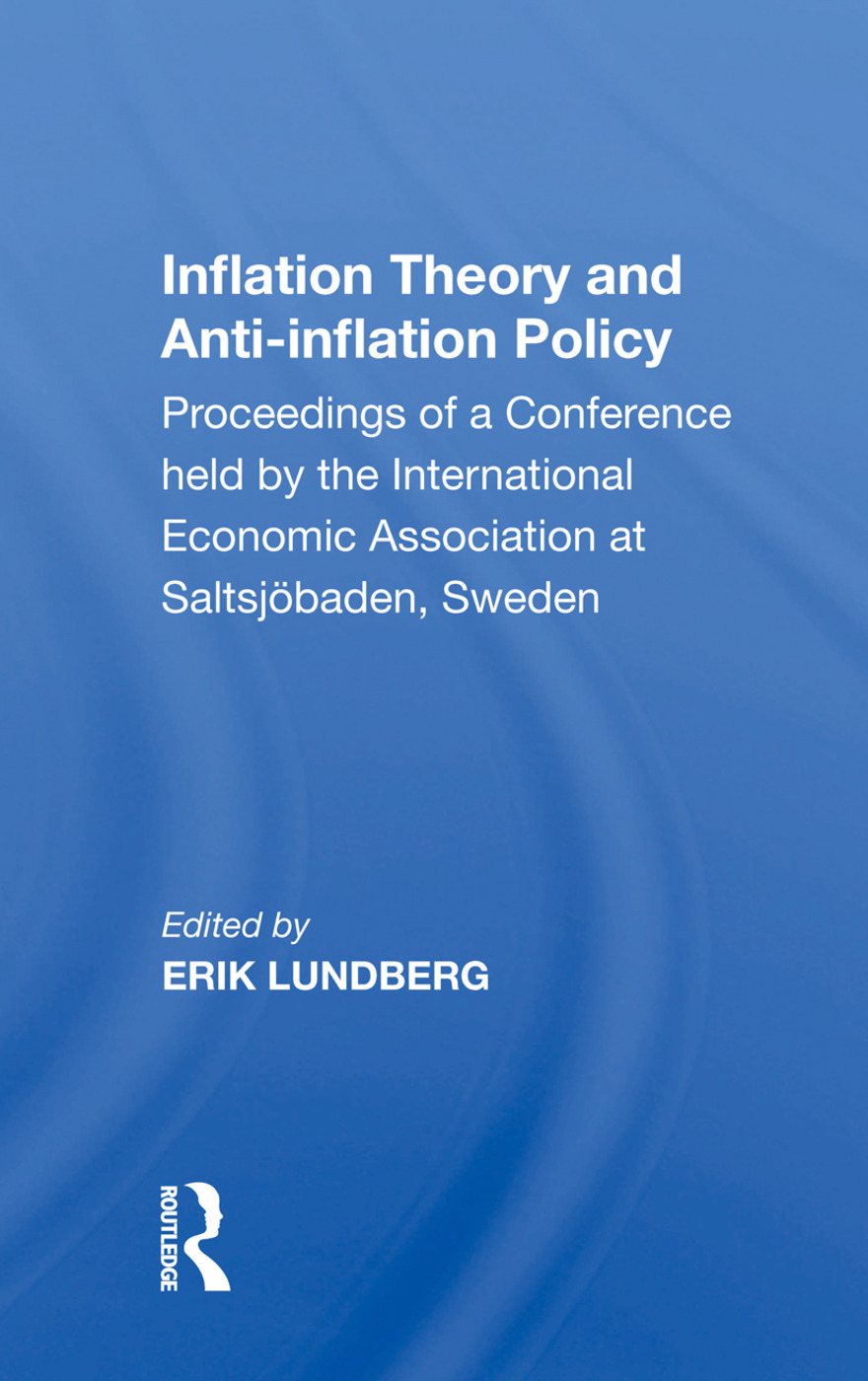 Inflation Theory-anti-in/h book cover