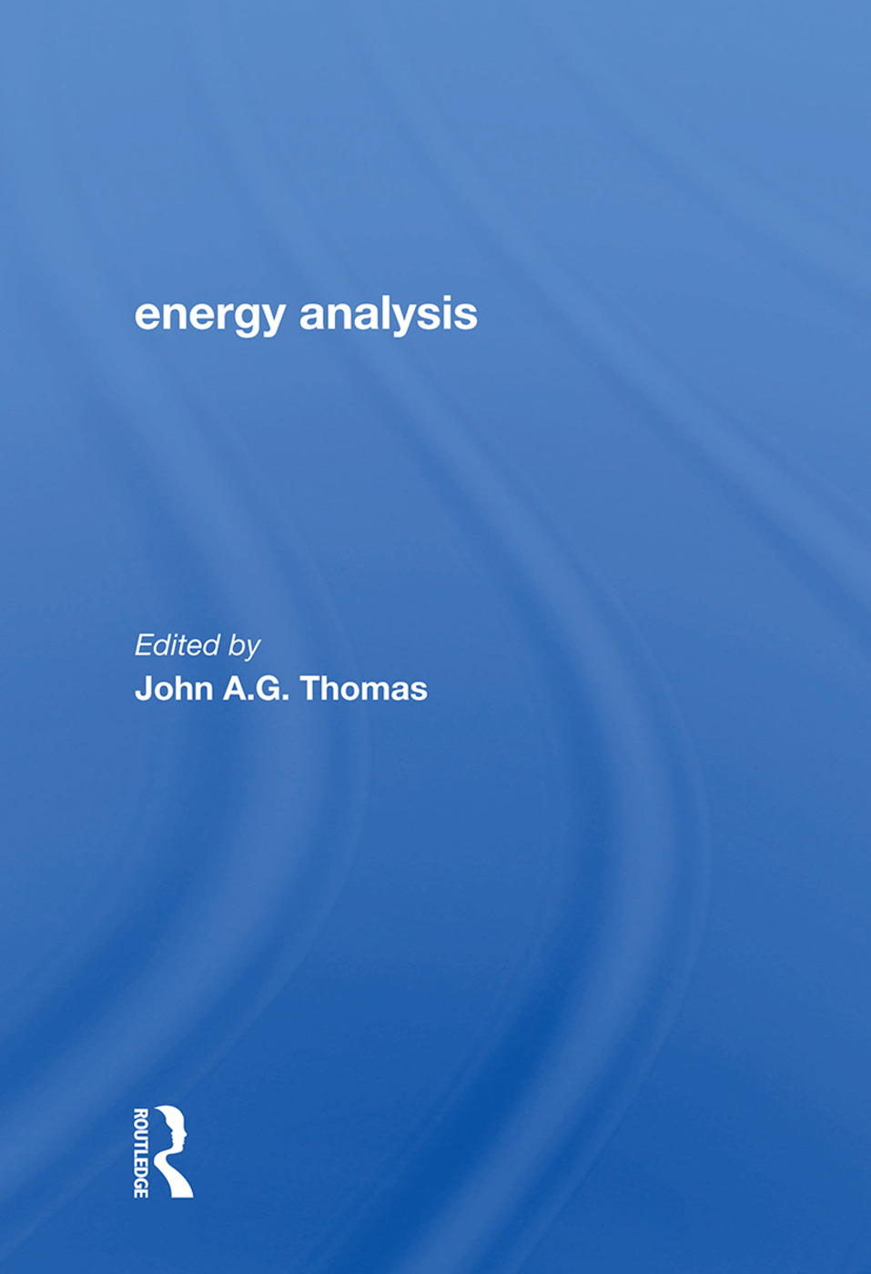Energy Analysis/h: 1st Edition (Paperback) book cover