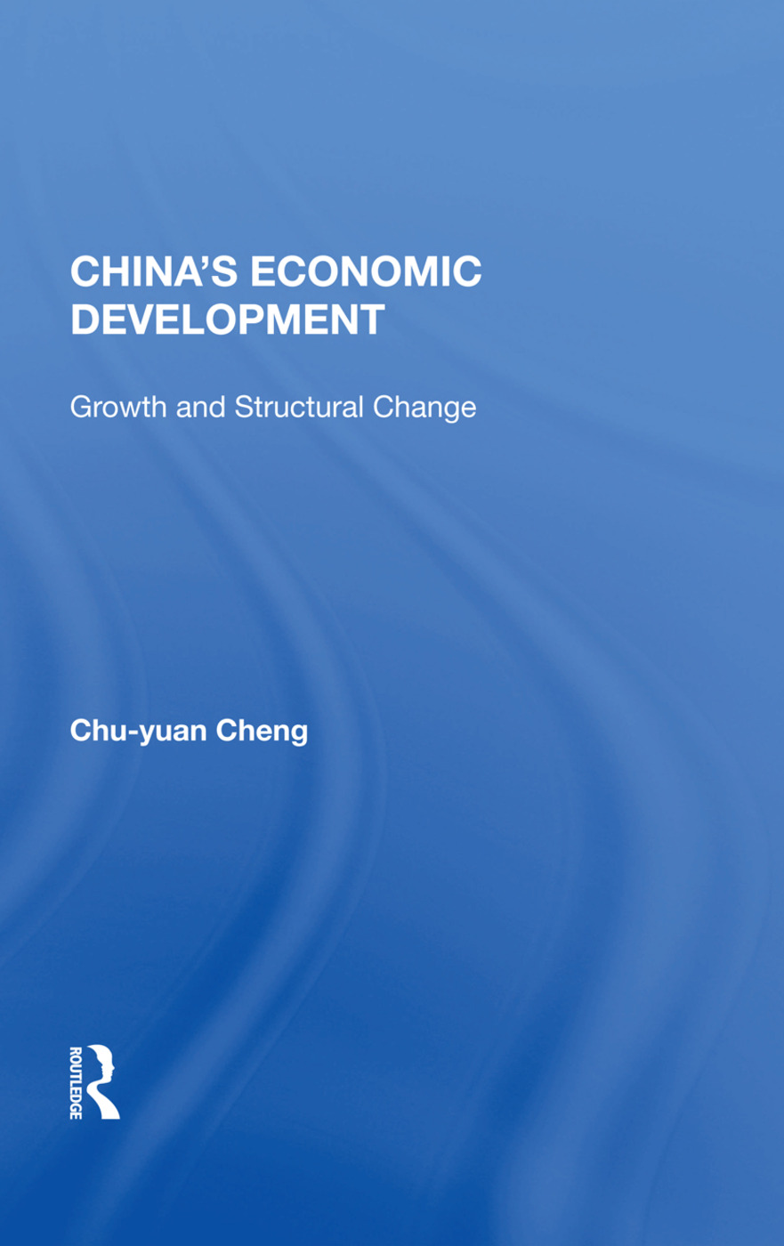 Changes in the Structure of the Economy