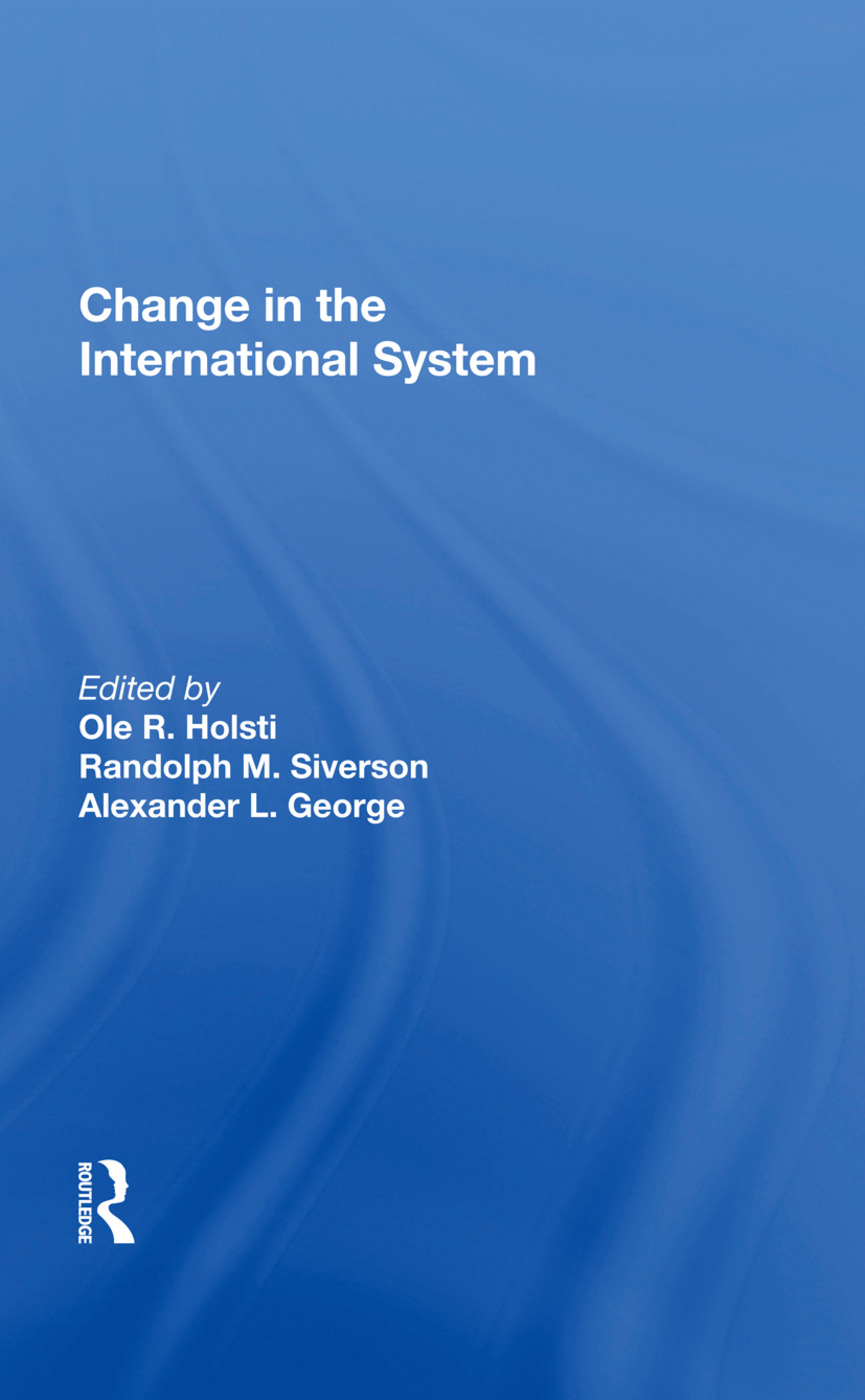 Change in the International System
