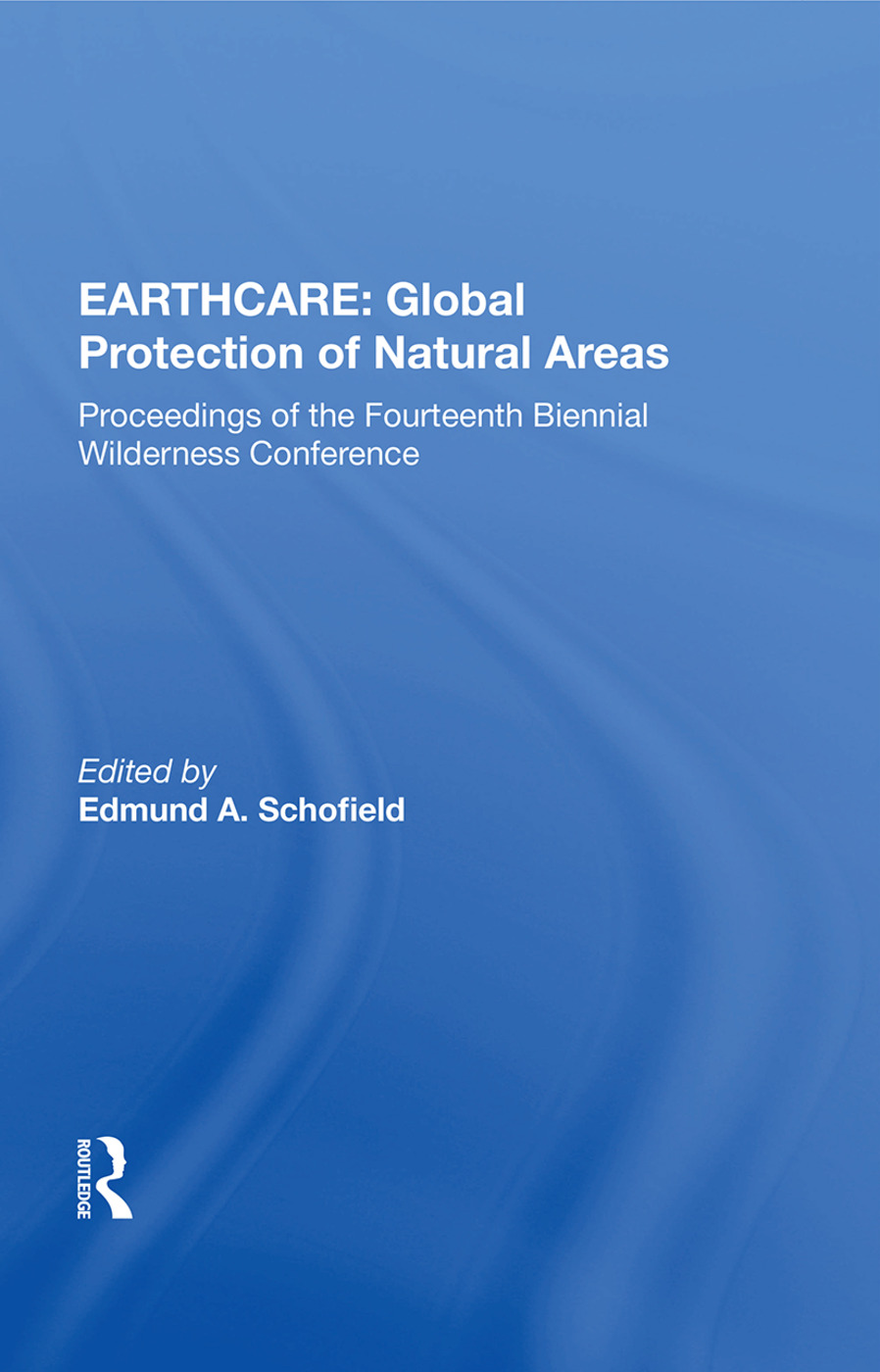 EARTHCARE: Global Protection of Natural Areas