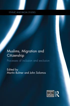 Muslims, Migration and Citizenship: Processes of Inclusion and Exclusion, 1st Edition (Paperback) book cover