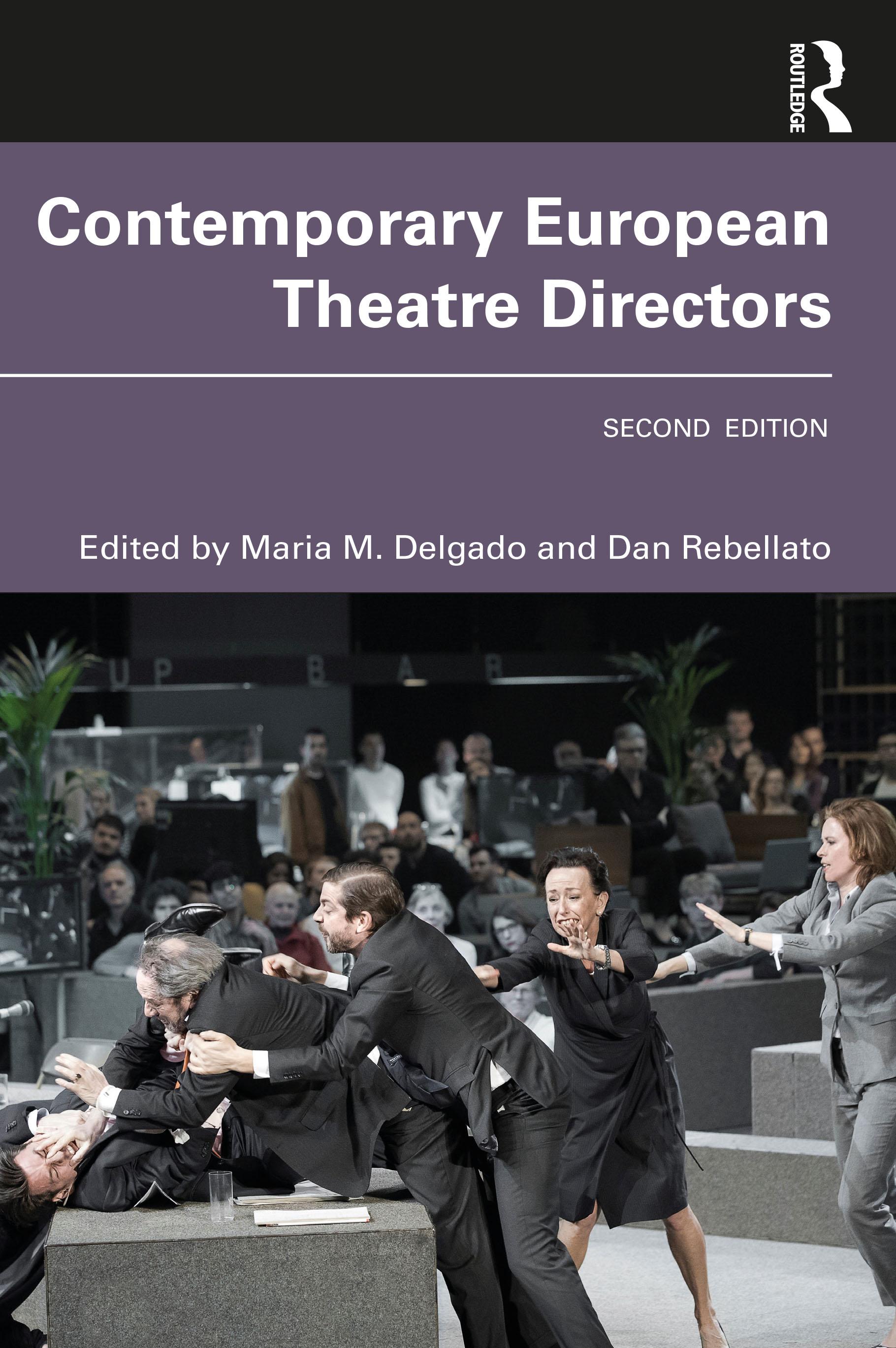 Contemporary European Theatre Directors book cover