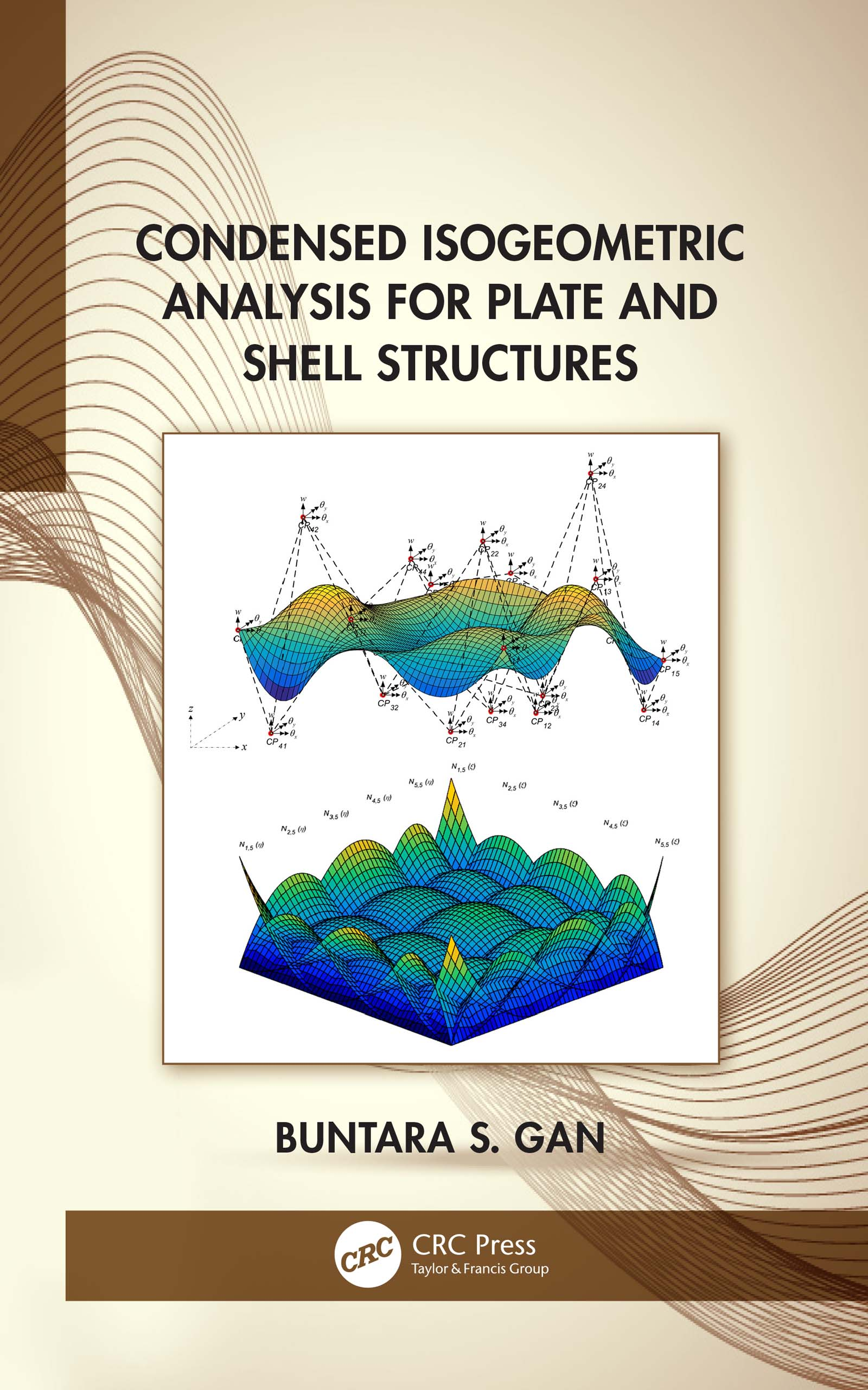 Condensed Isogeometric Analysis for Plate and Shell Structures: 1st Edition (Hardback) book cover