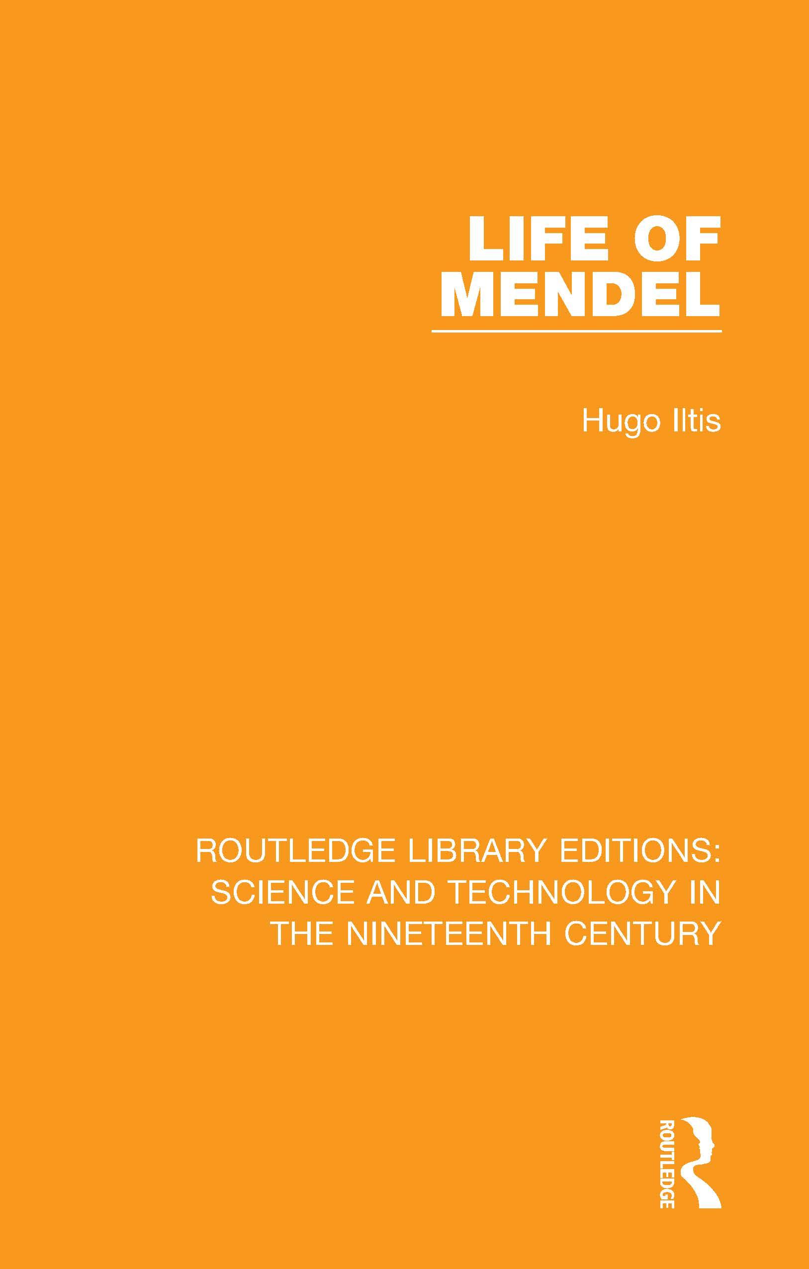 Life of Mendel