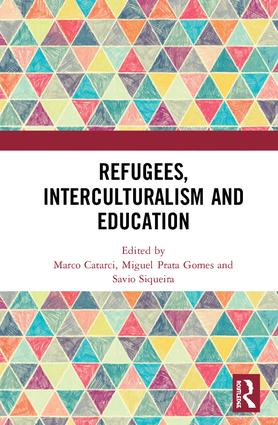 Refugees, Interculturalism and Education: 1st Edition (Hardback) book cover