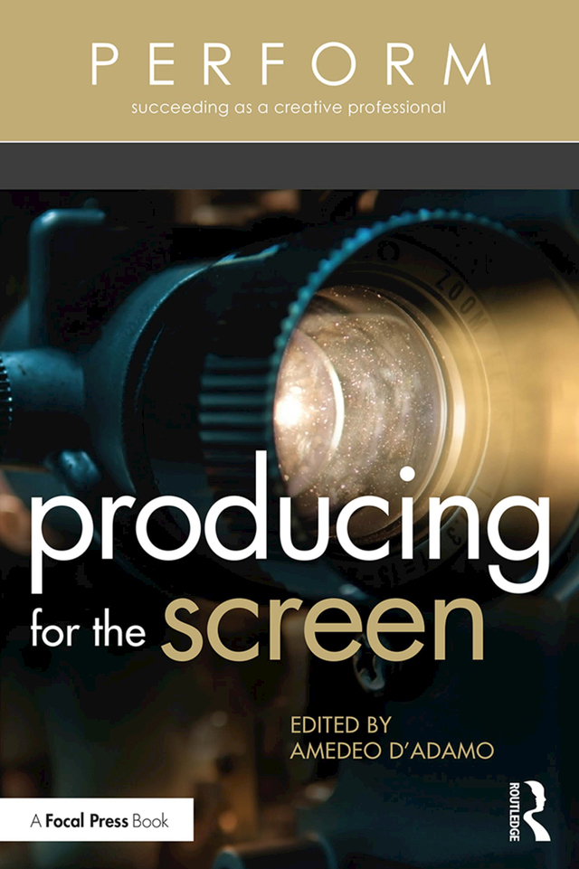Producing for the Screen book cover