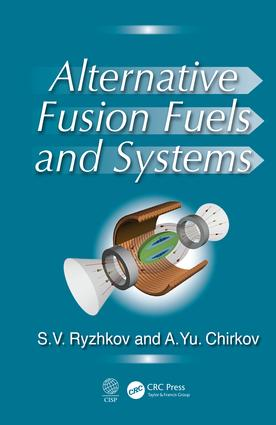 Alternative Fusion Fuels and Systems: 1st Edition (Hardback) book cover